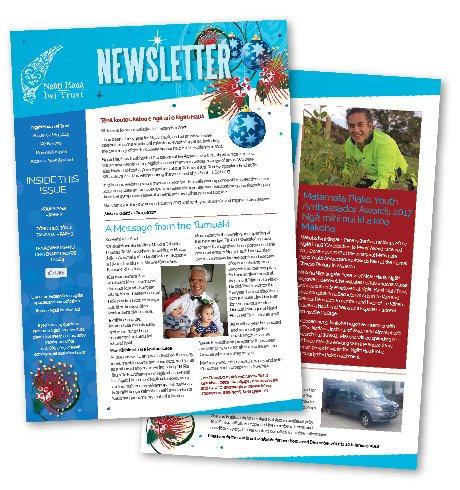 2017 December Newsletter